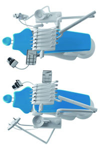 ESTETICA E30 Dental Chairs